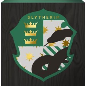 Harry Potter Slytherin Box Sign