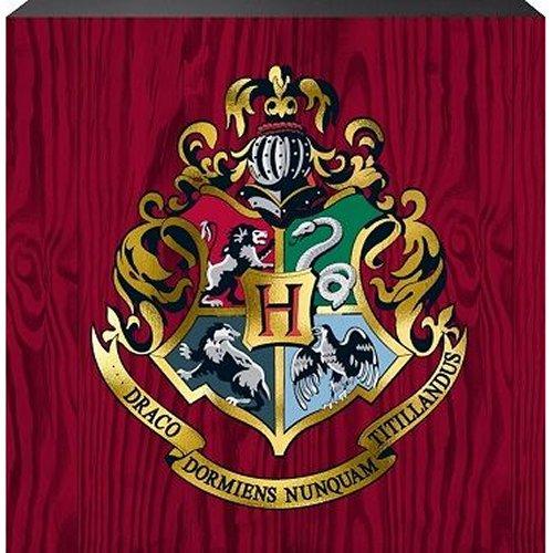 Harry Potter Hogwarts Crest Box Sign.