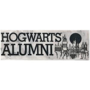 Harry Potter Hogwarts Alumni Desk Sign