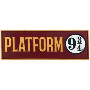 Harry Potter Platform 9-3/4 Desk Sign