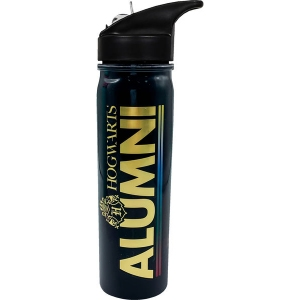 Harry Potter Hogwarts Alumni Flip Top Water Bottle