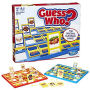 Guess Who? Game. The Original Guessing Game. Game includes 2 game trays - 2 character sheets - 4 supports -  4 character selectors - 2 scoring sliders and instructions.