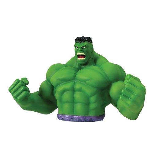 Marvel Comics Hulk Bust Bank.
