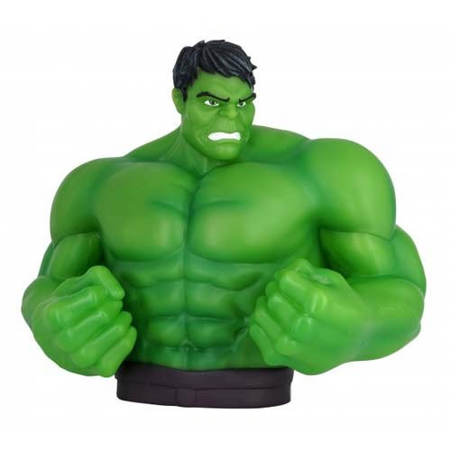 Avengers Hulk (New) Bust Bank