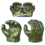 Gamma Grip Hulk Fists. Hulk up for awesome superhero adventures with the Gamma Grip Fists!