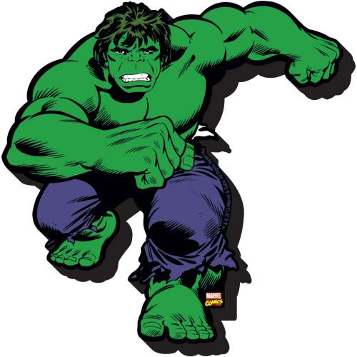 Marvel Hulk Funky Chunky Magnet