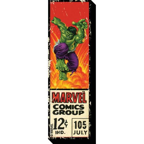Hulk 12 Cent Funky Chunky Magnet