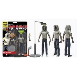 Iron Maiden Killers Eddie 5 Inch Fig Biz Action Figure