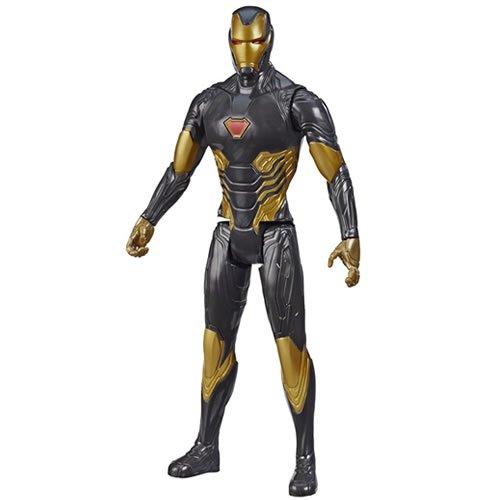 Blast Gear Iron-Man 12 Inch Titan Hero Series Action Figure