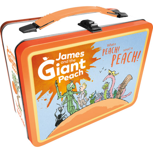 James and the Giant Peach Gen 2 Fun Tin Tote Lunchbox