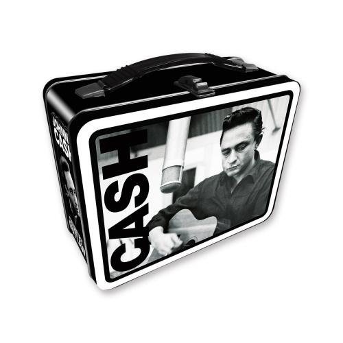 Johnny Cash Gen 2 Fun Box Lunch Box Tun Tote.
