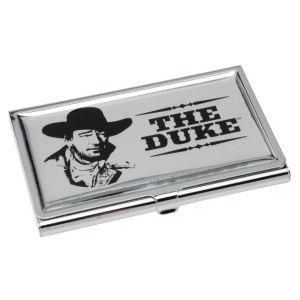 John Wayne The Duke Small Metal Box
