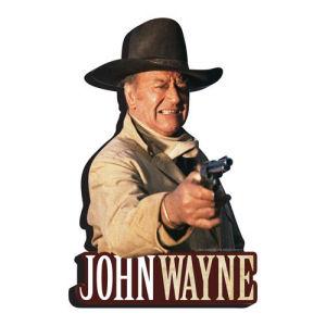John Wayne Pistol Funky Chunky Magnet