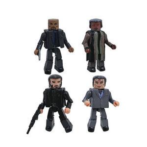 John Wick Chapter 2 Box Set Minimates Box Set