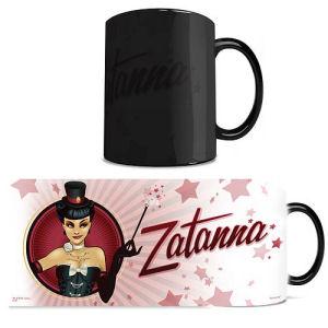 DC Comics Justice League Zatanna Bombshells Morphing Mug