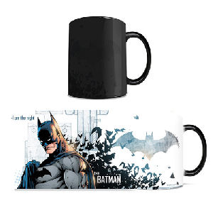 DC Comics Justice League Batman Morphing Mug