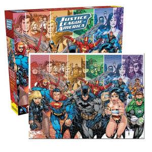 DC Comics Justice League of America 1000 Piece Puzzle