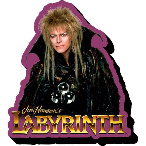 Labyrinth Jareth Funky Chunky Magnet.