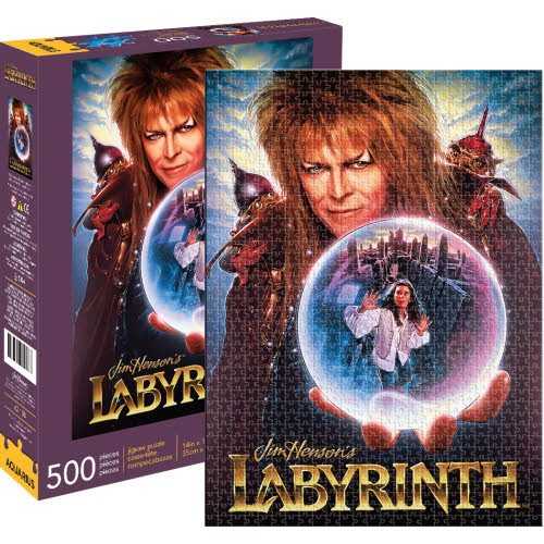 Labyrinth 500 Piece Puzzle.
