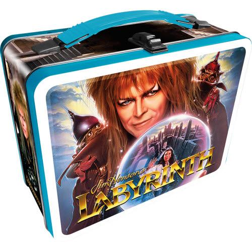 Labyrinth Large Gen 2 Fun Box Lunchbox Tin Tote.
