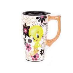 Looney Tunes Tweety Bird Travel Mug with Handle