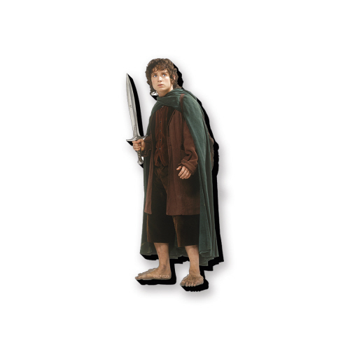 The Lord of the Rings Frodo Funky Chunky Magnet.