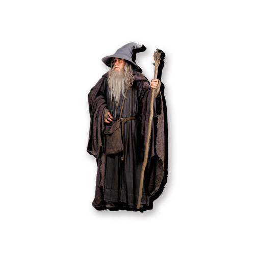 The Lord of the Rings Gandalf Funky Chunky Magnet