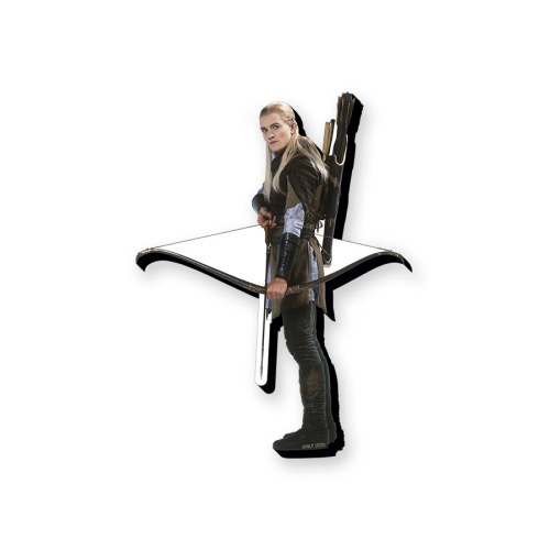The Lord of the Rings Legolas Funky Chunky Magnet.