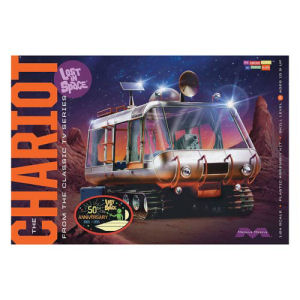 Lost in Space Chariot and Robot 1/24th Scale Model Kit
