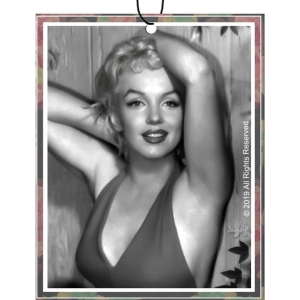 Marilyn Monroe Air Freshener
