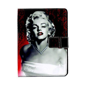 Marilyn Monroe Red Tablet Cover