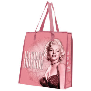 Marilyn Monroe Recycled Shopper Tote