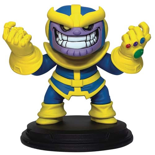 Marvel Statues 1/8 Scale Animated Thanos.
