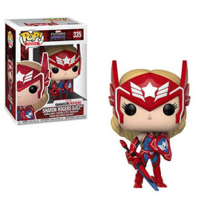 Marvel Future Foundation Sharon Rogers Pop! Vinyl Figure
