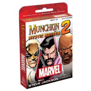 Marvel Munchkin #2 Mystic Mayhem Game