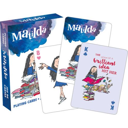 Matilda Playing Cards
