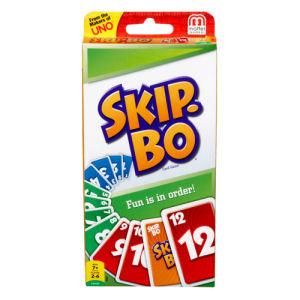 Skip-Bo Card Game