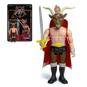 Slayer The Minotaur ReAction 3.75 Inch Retro Action Figure