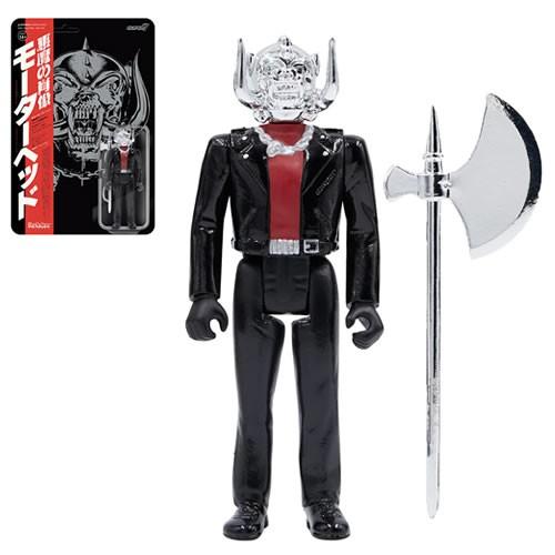 Motorhead Lemmy (Modern Cowboy) ReAction 3.75 Inch Retro Action Figure