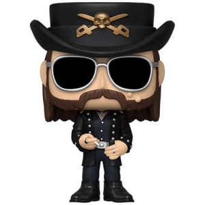 Motorhead Lemmy Pop! Vinyl Figure