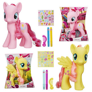 My Little Pony Ponies with Accessories Wave 2 Case
