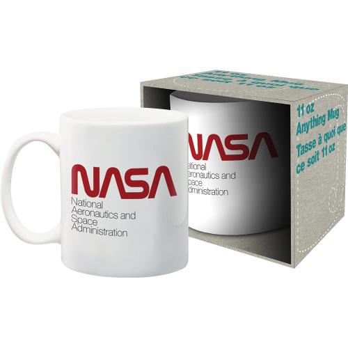 NASA Classic 11 Ounce Boxed Mug.