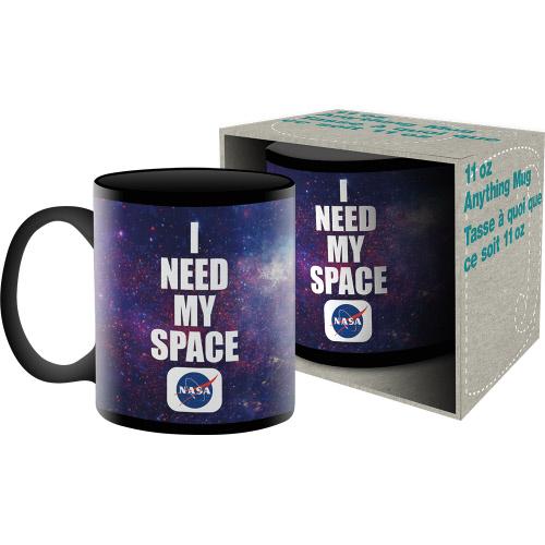 NASA I Need My Space 11 Ounce Mug.