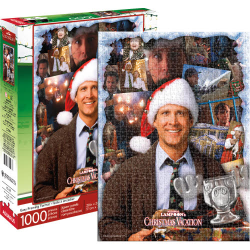 Christmas Vacation 1000 Piece Puzzle.