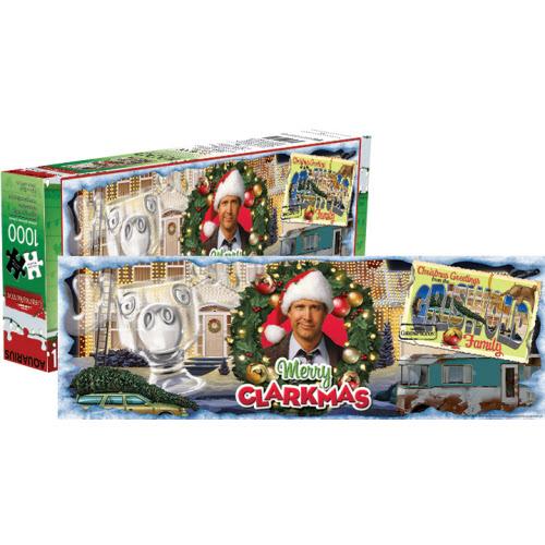 Christmas Vacation 1000 Piece Slim Puzzle.