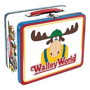 National Lampoons Vacation Walley World Large Fun Box Tin Tote