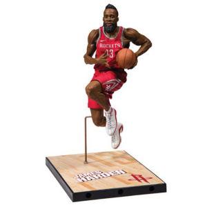 NBA 2K19 Series 1 James Harden Action Figure