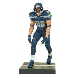 NFL SportsPicks Series 37 Jimmy Graham Action Figure