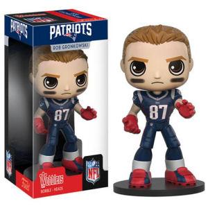 NFL Rob Gronkowski Bobble Head