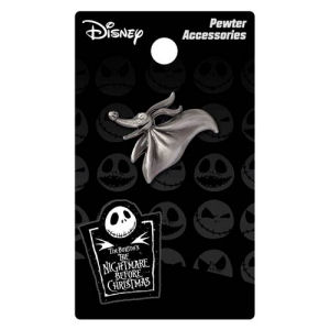 The Nightmare Before Christmas Zero Pewter Lapel Pin